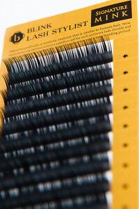 5e7549ad28a Image is loading Genuine-Blink-Individual-Mink-black-false-eyelash-tray-