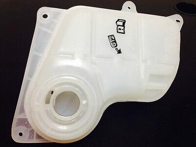 Audi Engine Coolant Expansion Tank Reservoir with Level Sensor Cap New VW