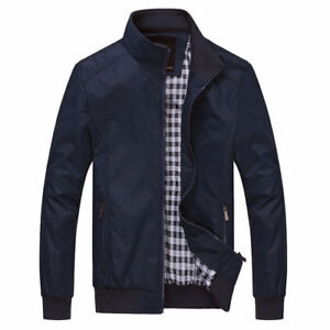Chaqueta de hombre Abrigo Chaquetas de moda Ropa de hombre Prendas de abrigo New