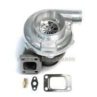 ▄▀▄▀ Gtx3576r Gt3576r Turbo Charger Dual Ceramic Ball Bearing 0.63 T3 3 4 Bolt