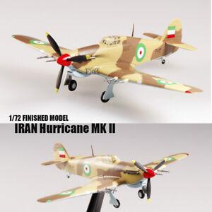 Hurricane MK II//TROP 1941 Russia 1//72 aircraft finished plane Easy model
