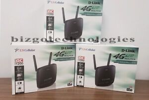 D-link-DWR-961-4G-LTE-Wireless-Hotspot-Router-AC-1200-Dual-Band-US-Cellular