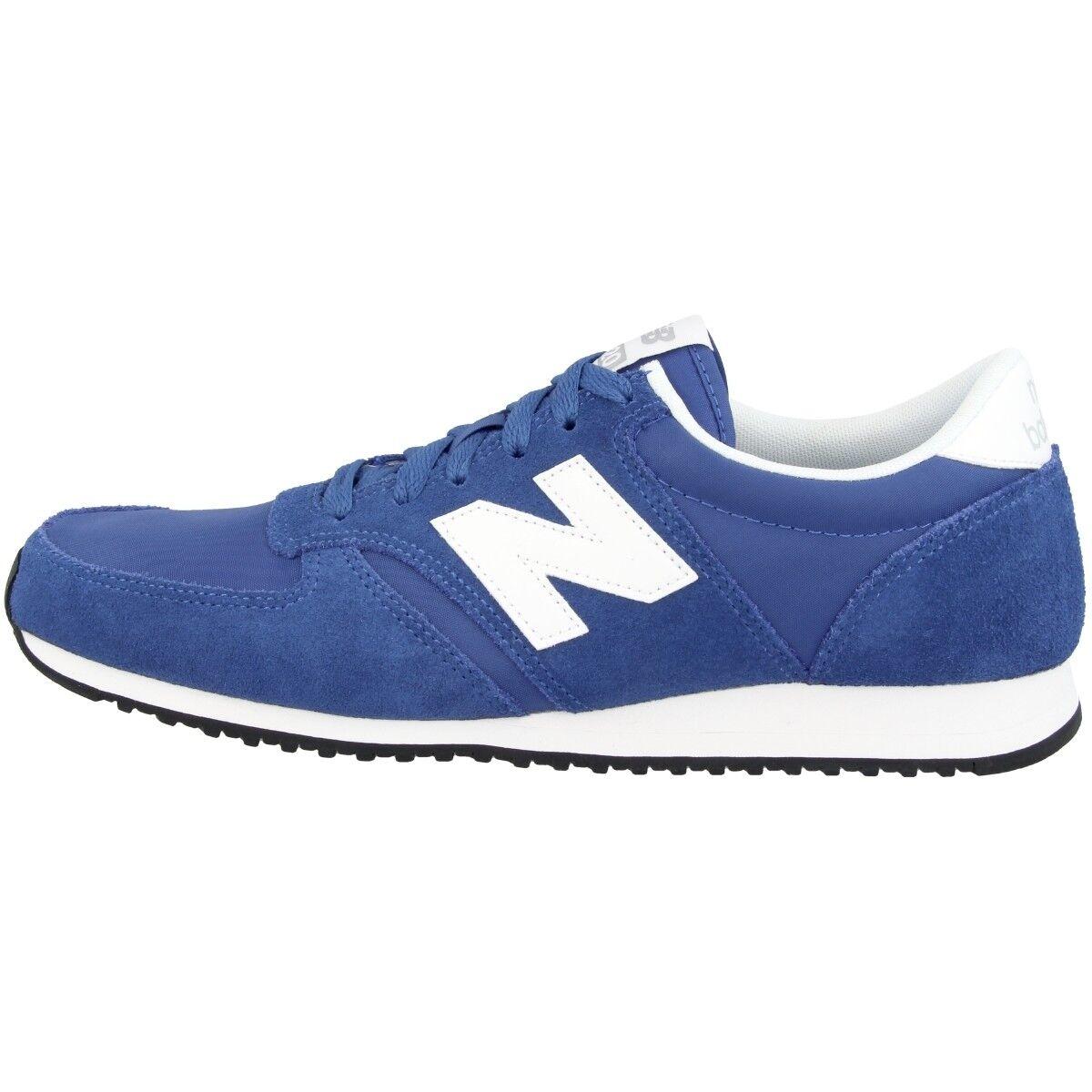 New Balance U 420 Bwn shoes Tempo Libero Sport Sneakers Classici Bianco blue