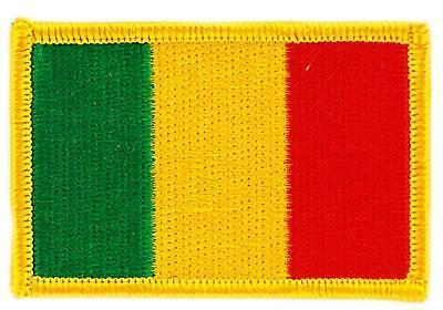 Patch /écusson brod/é drapeau kabylie kabyle algerie thermocollant insigne blason