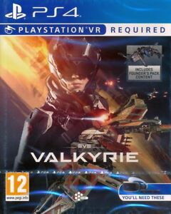Eve-Valkyrie-PLAYSTATION-PSVR-nuovo-e-sigillato-GRATIS-UK-POST