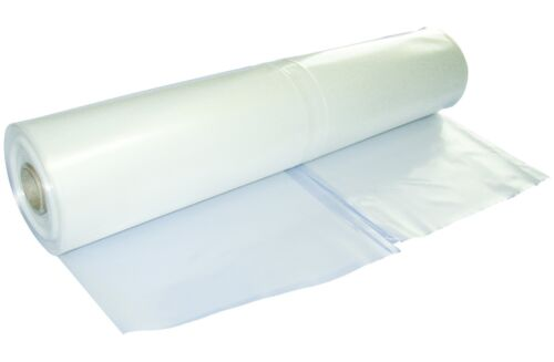 14 ft Clear DS-146150C 6 Mil Shrink Wrap x 150 ft