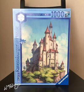 2020 LIMITED RELEASE Disney Snow White Castle Collection Ravensburger Puzzle
