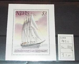 NEVIS-1980-Navi-ms-MNH