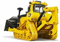 Model Bruder Cat Large Track Tractor Kits Christmas Birthday Digger Earth Mover on sale