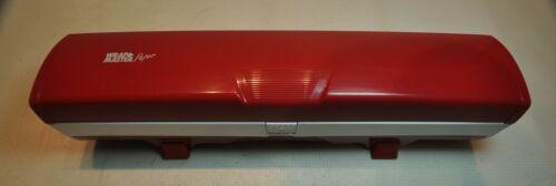 Wrap Master Paper Storage Dispenser Model WM1500 Red Color