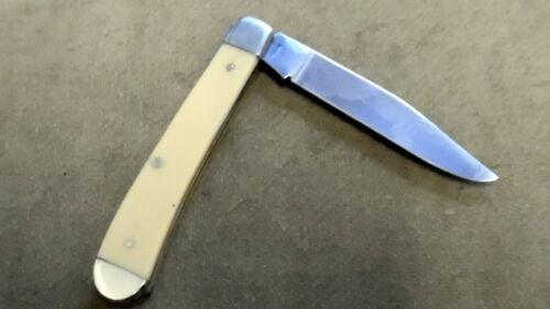 Trapper Messer Klappmesser Taschenmesser aus Solingen Carl Schlieper 1tlg