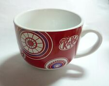 KIT KAT Limited Edition Large CUP MUG Festive Series Circle Nestle MALAYSIA 2014