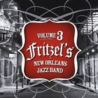 Volume 3 by Fritzel's New Orleans Jazz Band (CD, Mar-2013, CD Baby (distributor))