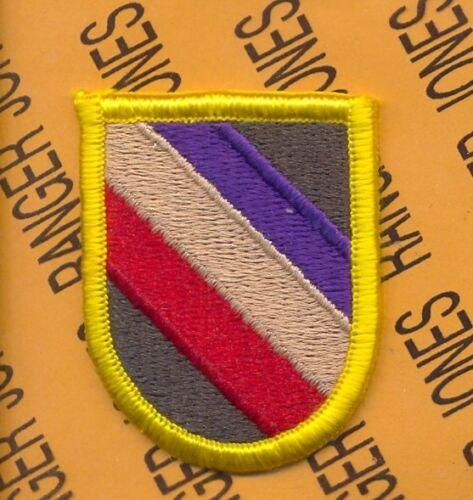 US Army 426th Civil Affairs Bn Airborne beret flash patch #2-B m//e