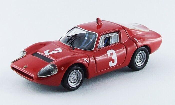 Best model 9523-abarth ot 1300 1er hockenheim - 1967 hezemans 1 43