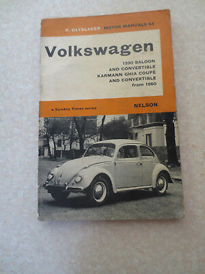 VW Karmann Ghia Coupe Tin Metal Wall Sign
