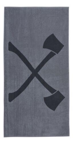 Stihl Duschtuch AXE 100/% Baumwolle Handtuch Saunatuch Badetücher