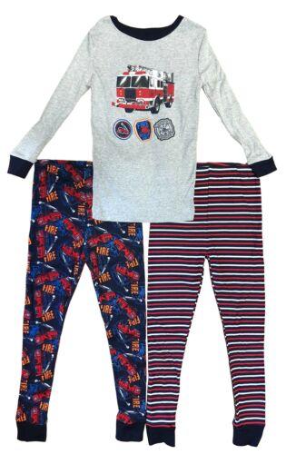 Masked Brand Kirkland Signature Kids/' 3-Piece Pajama Set
