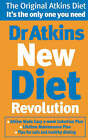 Dr Atkins New Diet Revolution by Robert C. Atkins (Paperback, 2003)