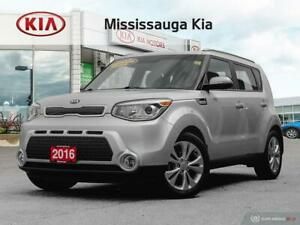 2016 Kia Soul EX+ EX PLUS MODEL, SERVICE RECORDS  AUTOMATIC,...