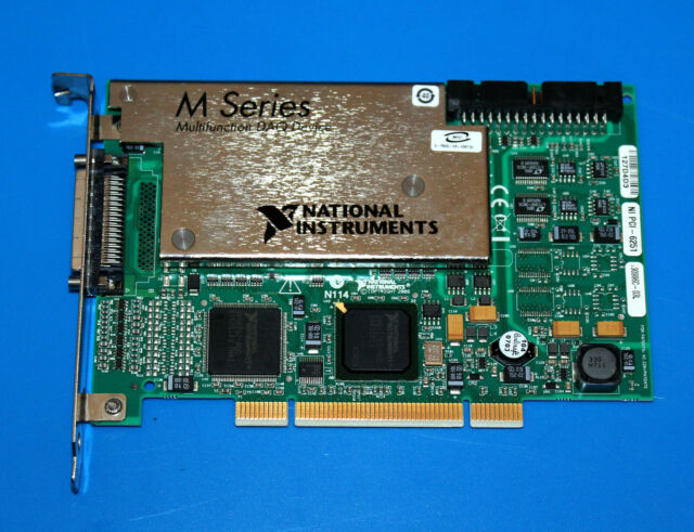 National Instruments,NI PCI 6221.NI DAQ Card Analog Input Multifunction