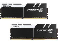 G.SKILL TRIDENT Z RGB DDR4 16GB (8GBX2) 3200MHZ CL16 DUAL CH F4-3200C16D-16GTZR