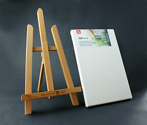 Canvas Easel Set Painting Craft