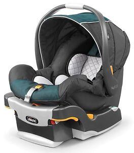 Chicco Keyfit 30 Infant Child Safety Car Seat & Base Eucalyptus 4 ...