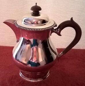 Stunning-Silver-1926-George-V-Hot-Water-Jug-tea-Pot