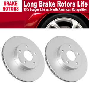 FRONT OE Disc Replacement Brake Rotors Fit Expedition Navigator 2003-2006