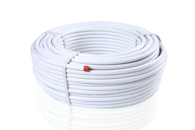 Underfloor Heating Pert-Al-Pert Pipe 16mm x 2mm 200 Metre Coil