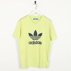 Comprar Camiseta con detalle de trébol grande de adidas