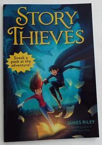 story thieves summary