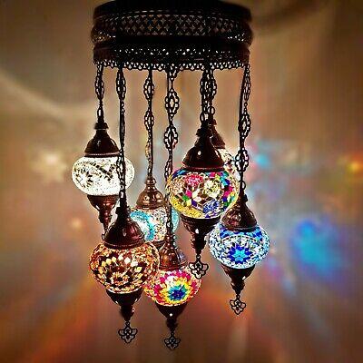 Turkish Moroccan Style, Turkish Mosaic Chandelier India