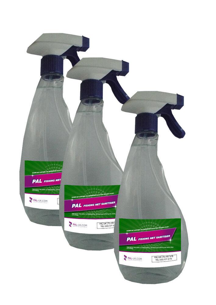 PAL- Filet de pêche désinfectant et désodorisant odeur et bactérie tueur