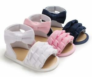 Newborn Baby Girl Crib Shoes Infant