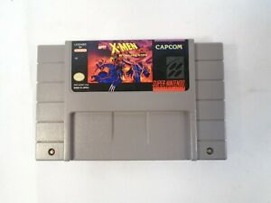X-Men-Mutant-Apocalypse-Super-Nintendo-SNES-Tested-Guaranteed-Game-Cart-Only