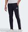 thumbnail 3 - New Mens Adidas Essential Fleece Tapered Cuff Pants Sweatpants Joggers 3 Stripe