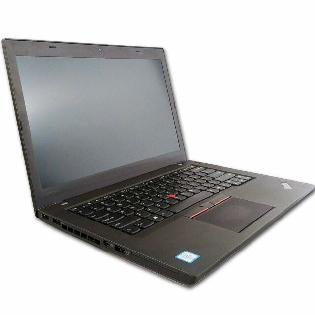 Lenovo ThinkPad T460 Laptop 6th gen Core i5 2 40GHz 8GB 256GB SSD  20FM-S23100