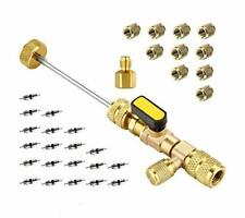 Valve Core Remover Installer Tool Dual Sae 14 Amp 516 For R32 R410a Free Ship
