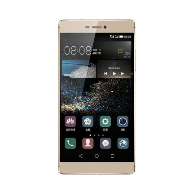 """HUAWEI P8 (GRA-UL10) Octa Core 2.2GHz LTE 5.2""""  3GB 64GB Android 5.0 Smartphone"""