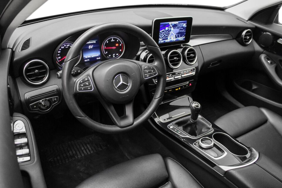 Mercedes C200 d AMG Line stc.