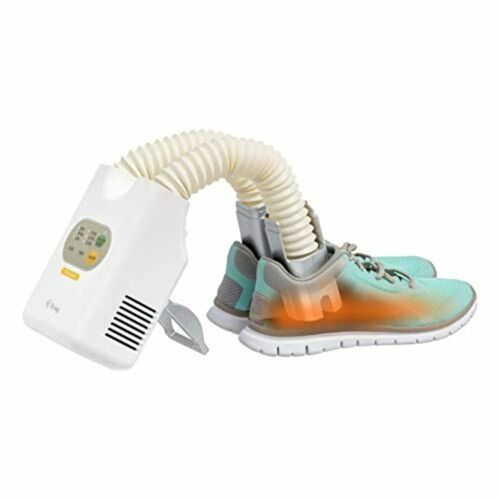 DSDR-C1 Compact Deodorizing Shoe And Boot Dryer With Timer IRIS USA Inc Plati