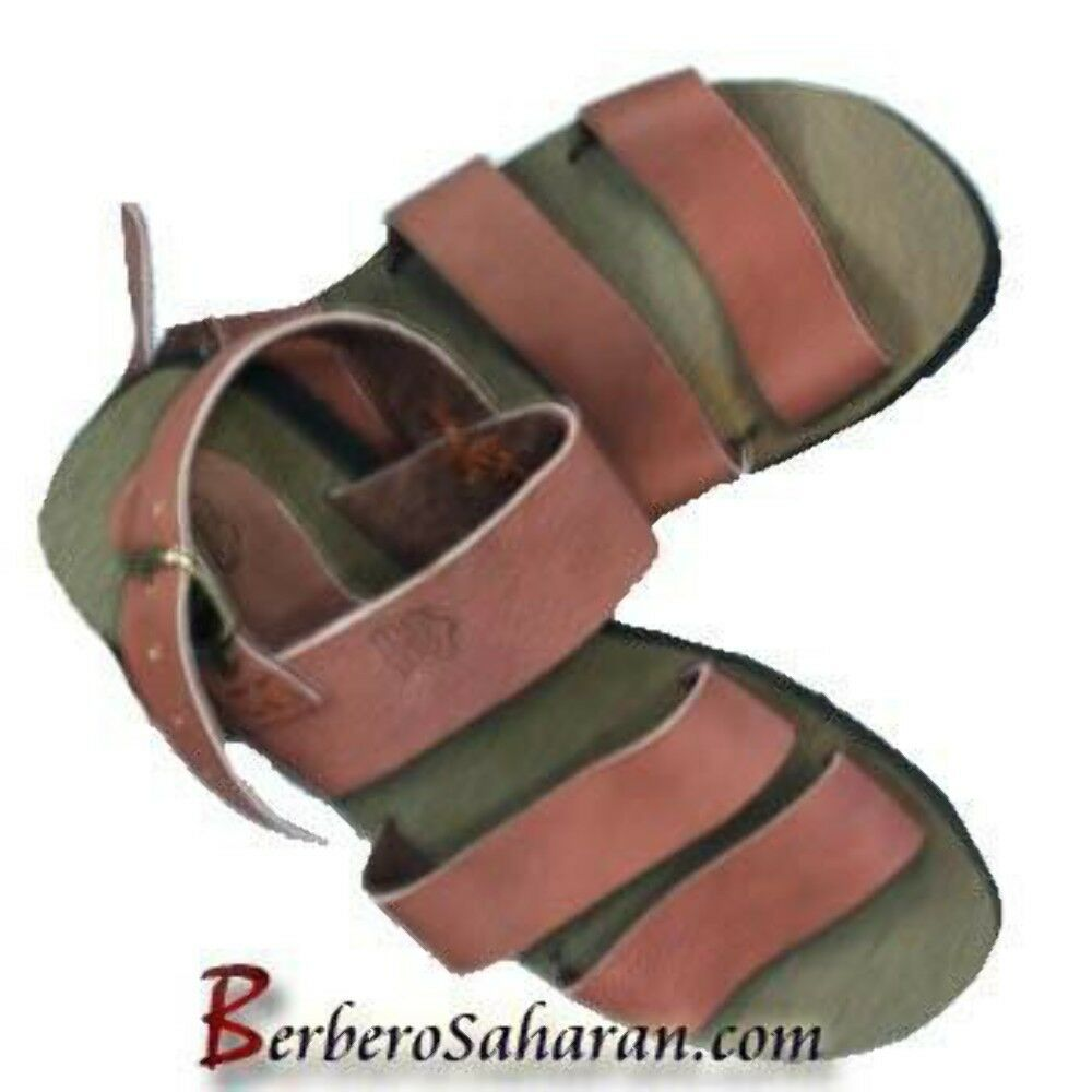 Handmade Algerian Sandals with pure leather - For Men
