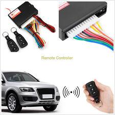 Auto Car Remote Control Central Kit Door Lock Locking Keyless Entry System u0026 key  sc 1 st  eBay & BMW Uni Car Auto Central Locking Keyless Entry Actuator Motor AUDI ...