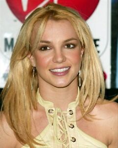 Britney-Spears-Poster-Stampa-61x50-8cm-NICE-FOTO-258069