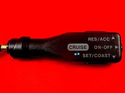 Rostra 250-1223 Cruise Control Kit+3743+4287  98-02 Toyota Corolla & Geo Prizm