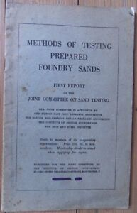 First-Report-of-the-Joint-Committee-on-Methods-of-Testing-Prepared-Foundry-Sands