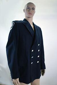 48 Chinesische Aromen Besitzen Feuerwehrmann Alte Berufe Alte Feuerwehruniform Sakko Jacket Jacke Ottawa Kanada Gr