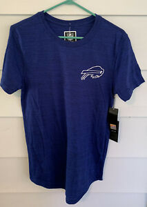Large Heather Gray NFL Detroit Lions Ultra Game Mens SS POLY CREW NECK TEE